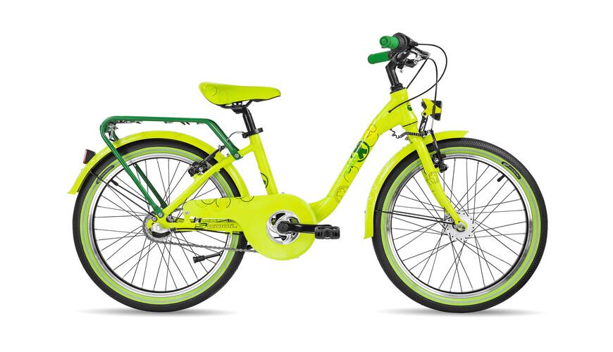 s'cool chiX pro 20-3 lemon/green matt